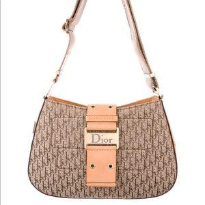 Authentic Christian Dior Diorissimo Shoulder Bag